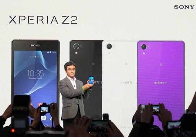Prin ce se remarca display-ul Sony Xperia Z