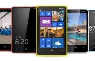 Nokia Lumia 520 – display si software