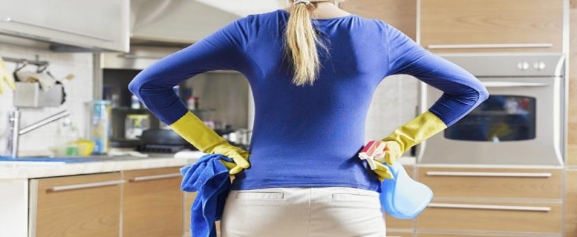 Sfaturi pentru curatenia rapida