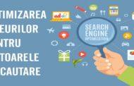 Cum se optimizeaza un site pentru motoarele de cautare?