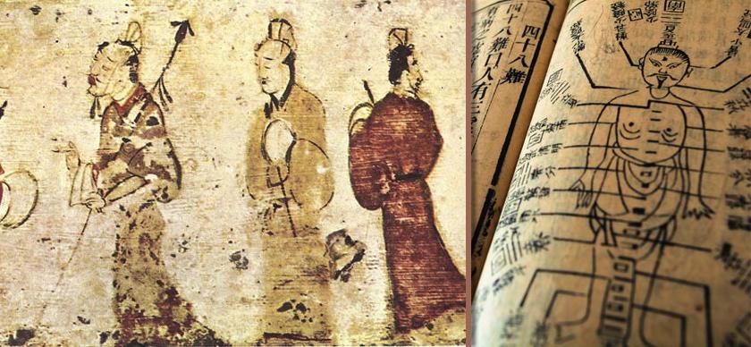Istoria Acupuncturii