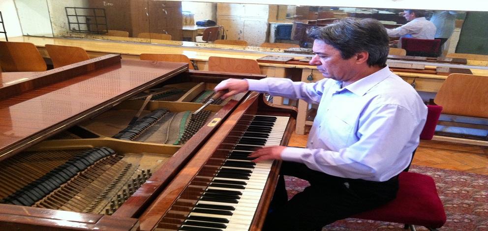 Cum se intretine pianul?