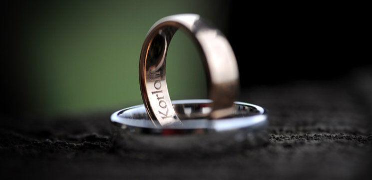 Cu cat timp inainte de nunta se cumpara verighetele?