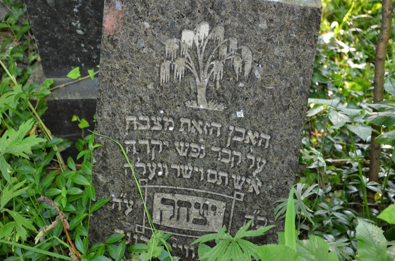 Ritualuri funerare la evrei