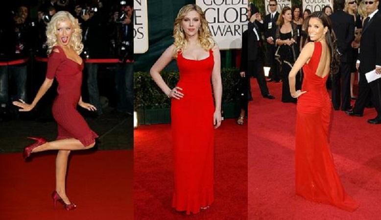 Cum sa iti accesorizezi o rochie rosie?