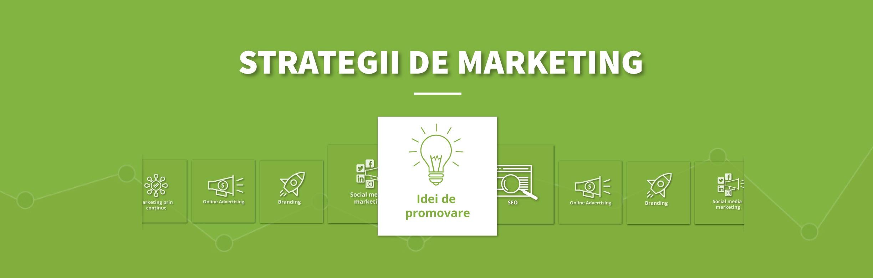 Strategii eficiente de marketing