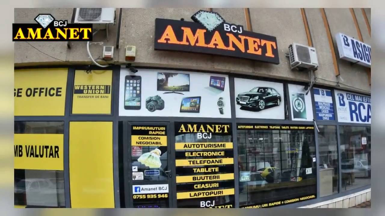 Casele de amanet in Germania si Italia in perioada lor de inceput