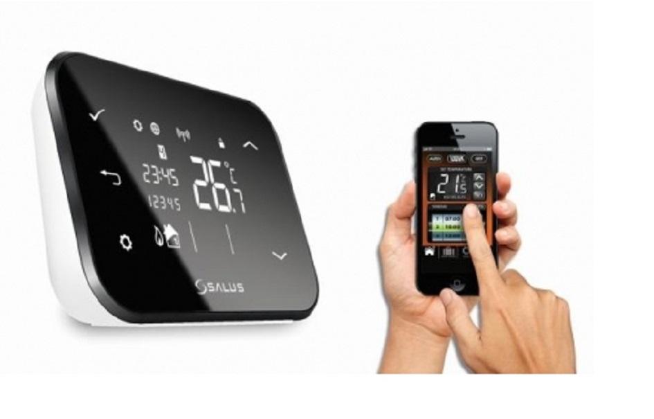 Stiati ca la Salus gasiti termostate inteligente de calitate superioara?