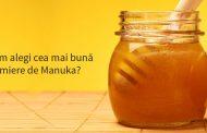 La ce este folositoare mierea de manuka?