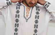 Descriere camasa traditionala barbateasca din Banat si Apuseni