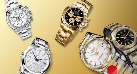 Iata ceasurile pe care le poti vinde la amanet!