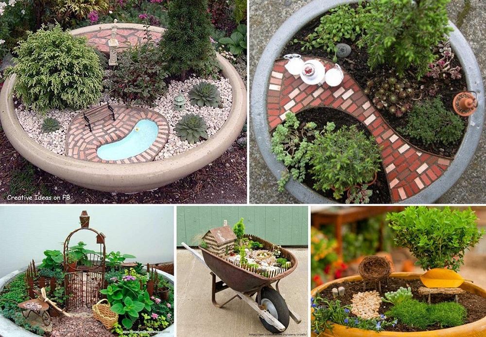 Idei de amenajari si decoratiuni pentru gradina casei tale