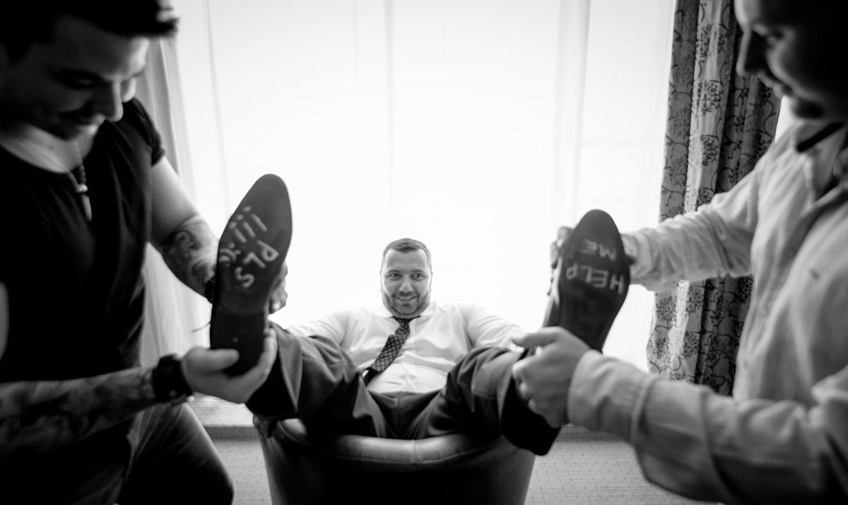 Cum se aleg pantofii de ginere?