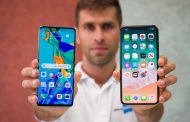 IPhone 11 Pro Max vs. Huawei P30 Pro.