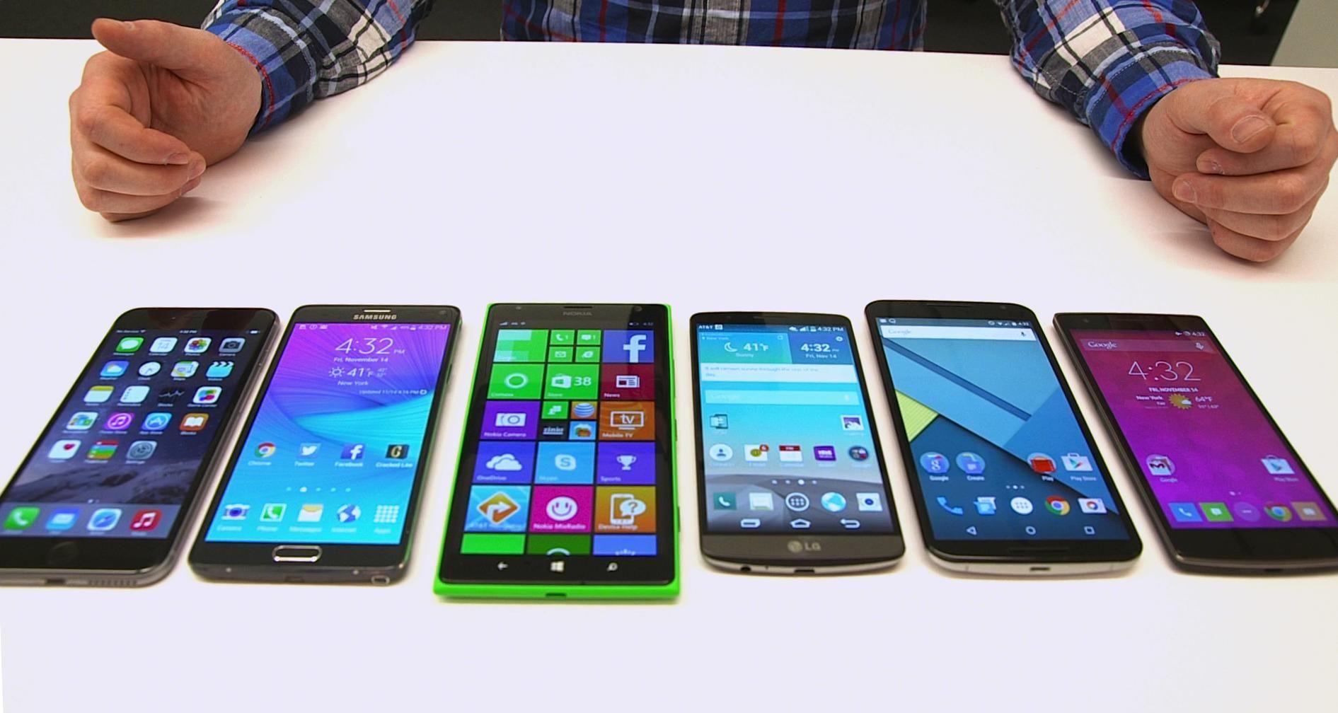 Cum sa alegeti un smartphone?