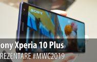 Prezentare Sony Xperia 10 Plus
