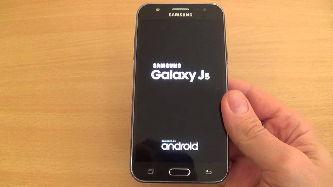 De ce nu se deschide Samsung Galaxy J5?