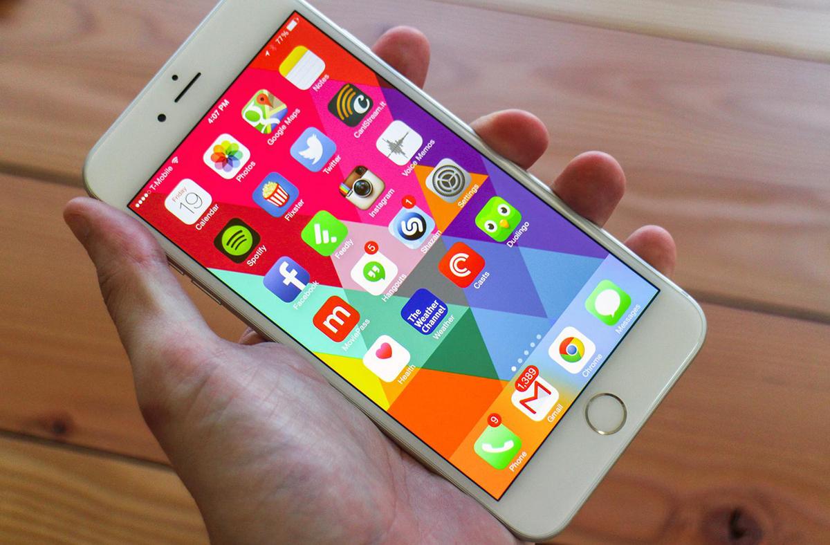 Posibile probleme pentru iPhone 6s