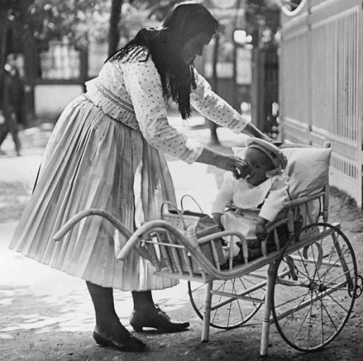 Anii '90 în istoria cărucioarelor pentru copii